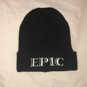 Claire's EPIC beanie
